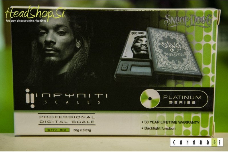 Tehtnica Infyniti Snoop Dogg VIRUS, SNV50