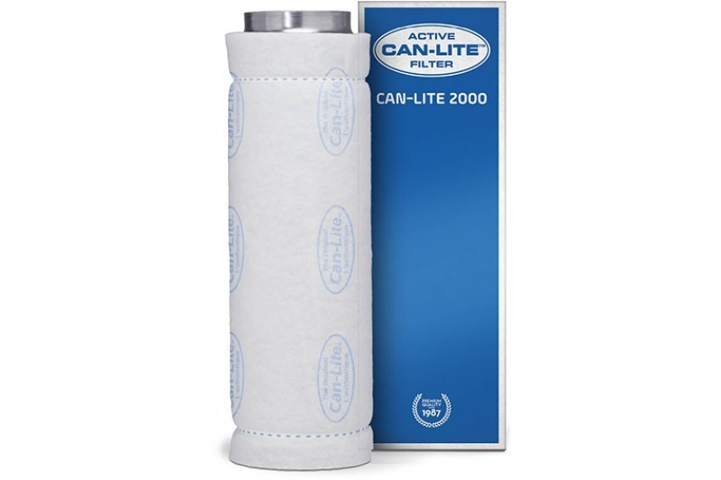 Filter CAN 250mm/2000m3/h