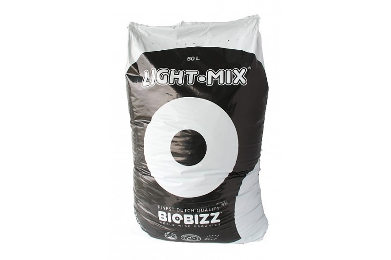 Zemlja Biobizz Light Mix 50L