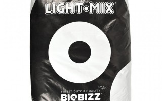 Substrat za rastline Biobizz Light Mix Biobizz - Headshop.si