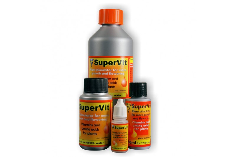 Hesi Super Vit 10 ml, 50 ml in 100 ml