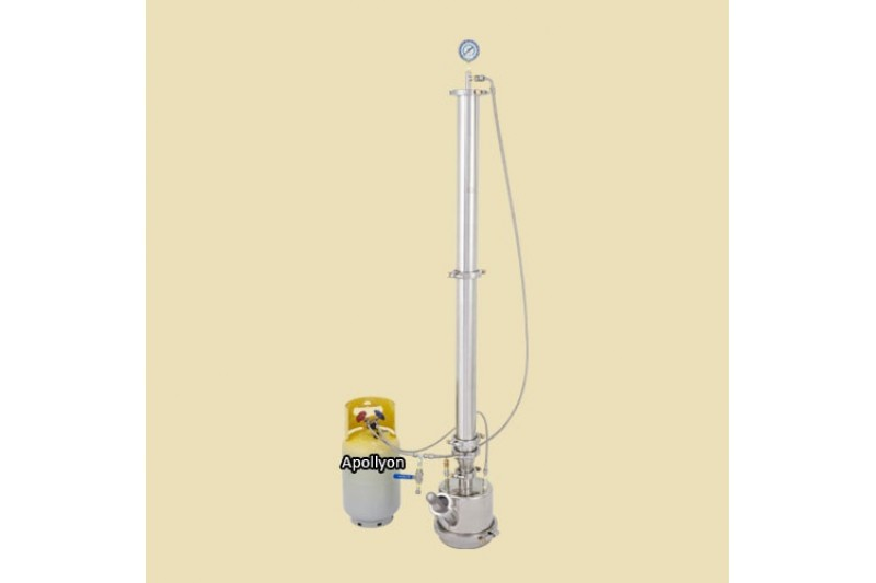 Purge Labs 1kg Liberator Closed loop extraction system