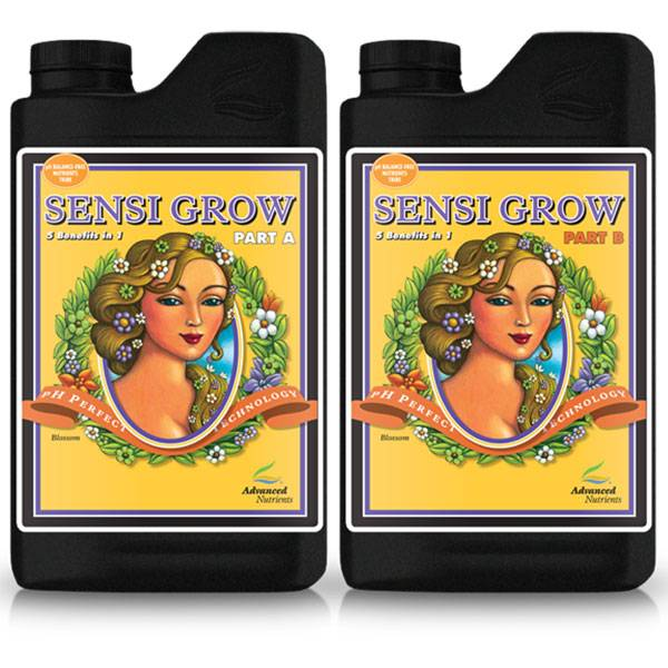 ADVANCED NUTRIENTS SENSI GROW A+B