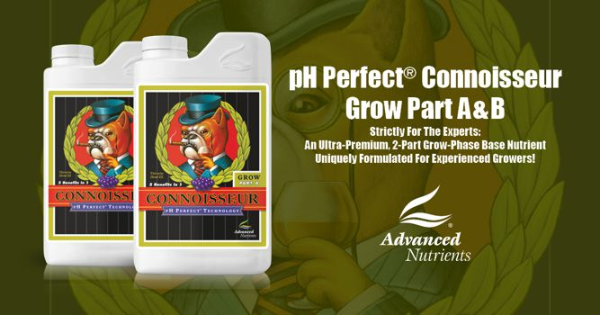 pH Perfect Connoisseur Grow A+B